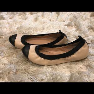 Banana Republic Aida Leather Ballet Flat